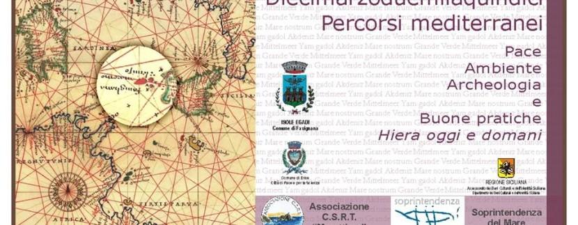Isole Egadi* Anniversario della Battaglia del 10 marzo 241 a.C