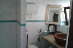 bagno con doccia monolocale mq30
