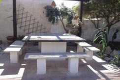 tavolo e gazebo