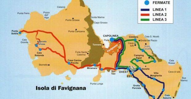 mappa tarantola