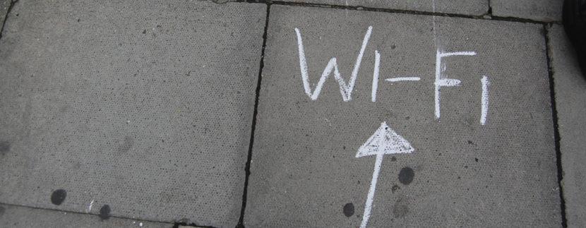 """Le Isole Egadi Vincono """" Wifi 4 Europe"""""""