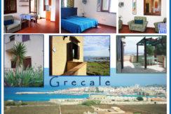 Villa I Venti * Monolocale Grecale * 2+2 Posti letto