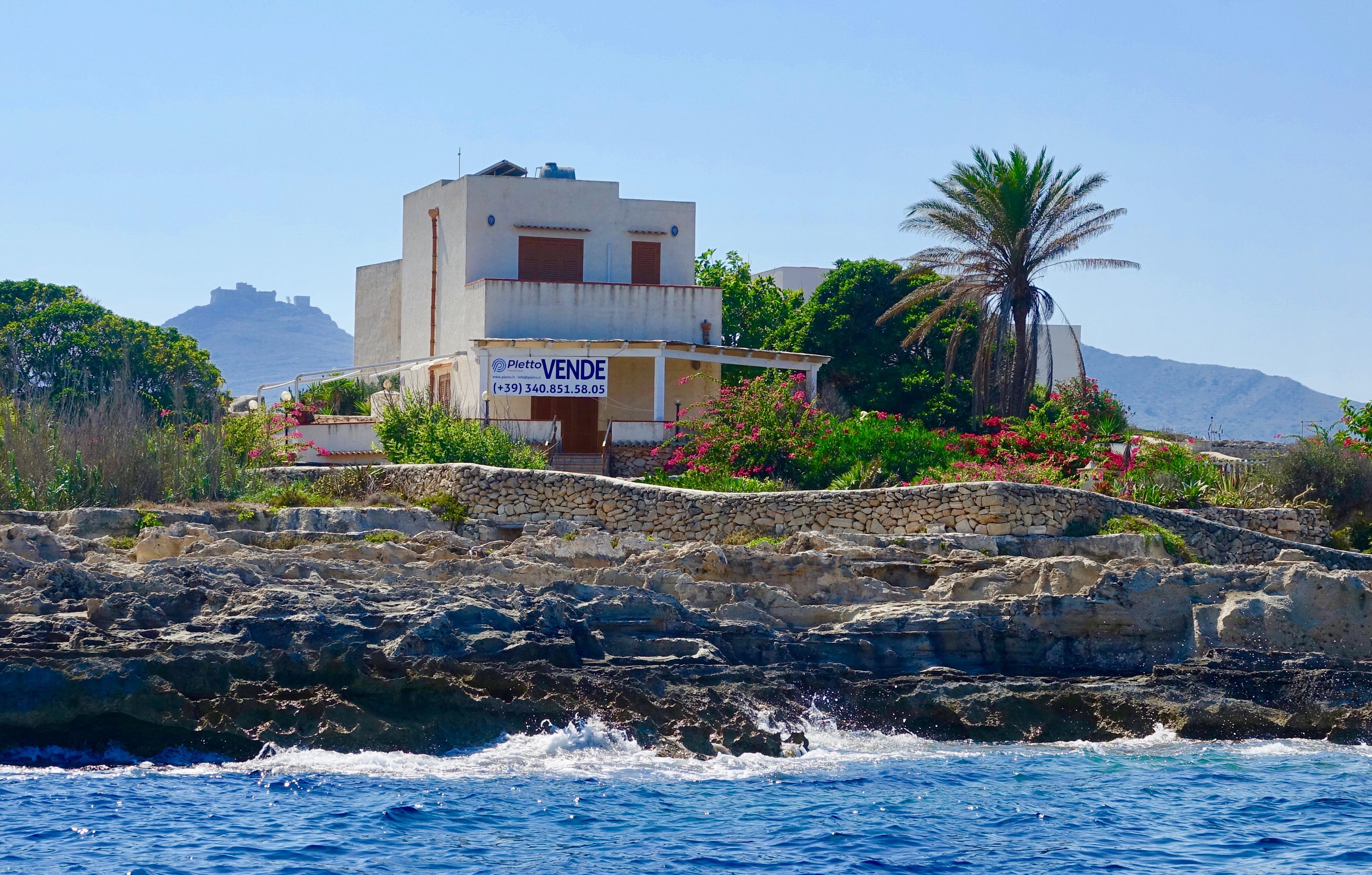 Splendida Villa sul mare